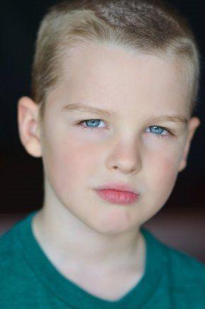 Iain Armitage Stars in Young Sheldon