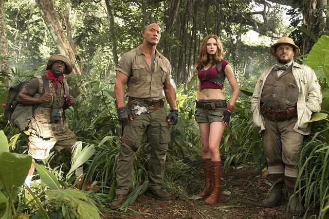 Box Office Report Jumanji: Welcome to the Jungle