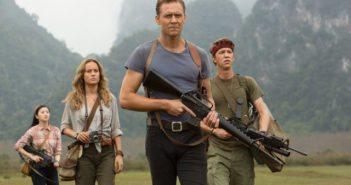 Kong: Skull Island Tom Hiddleston and Brie Larson