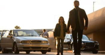 Logan stars Dafne Keen and Hugh Jackman