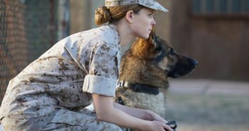 Megan Leavey star Kate Mara