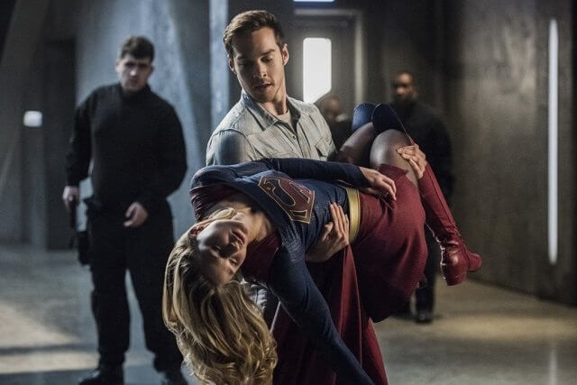 Supergirl Season 2 Episode 16 Preview: Star-Crossed Photos and Trailer
