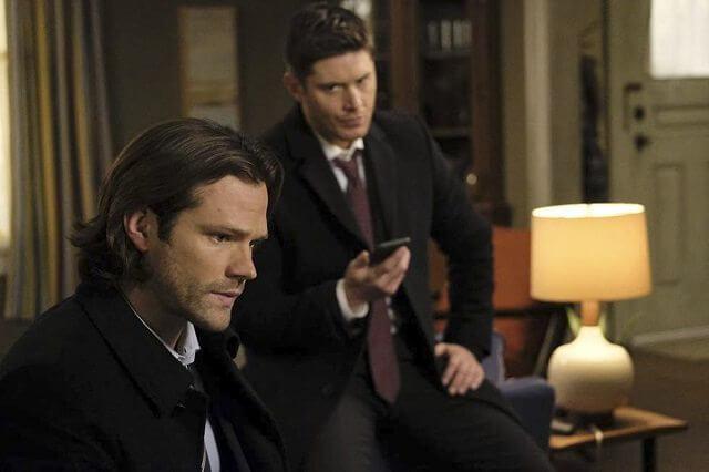 Supernatural Season 12 Episode 15