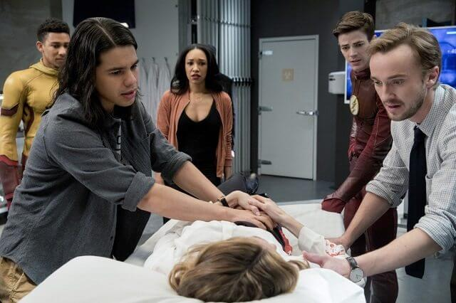 The Flash Season 3 Episode 18
