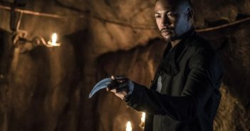 The Originals Season 4 Episode 1 star Charles Michael Davis