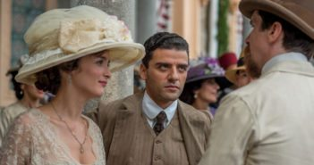 The Promise stars Christian Bale, Oscar Isaac and Charlotte Le Bon