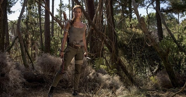 'Tomb Raider' Releases Another Action-Packed Trailer