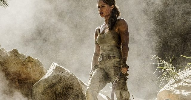 'Tomb Raider' Trailer and Becoming Lara Croft Featurette with Alicia Vikander