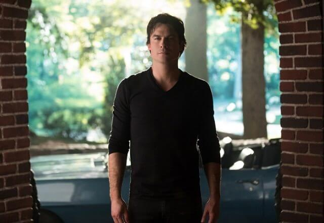 The Vampire Diaries season 8 episode 16 Ian Somerhalder