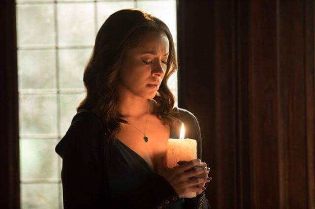 The Vampire Diaries Season 8 Episode 16 Kat Graham