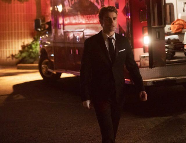 The Vampire Diaries Season 8 Episode 16 Paul Wesley