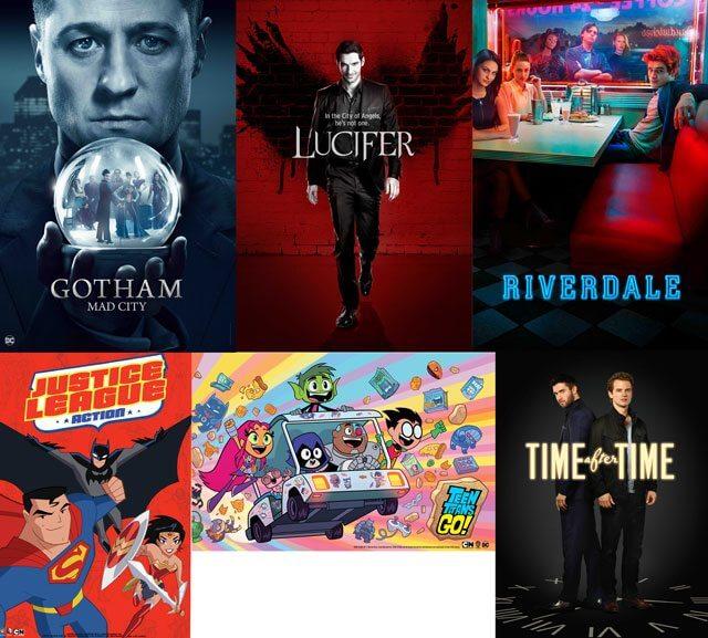 WonderCon Warner Bros TV