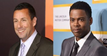 Adam Sandler and Chris Rock