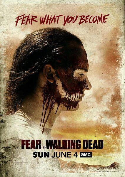 Fear the Walking Dead Season 3 Poster