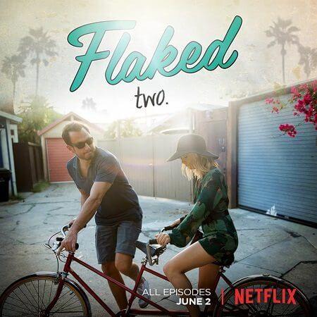 Flaked Season 2 Poster