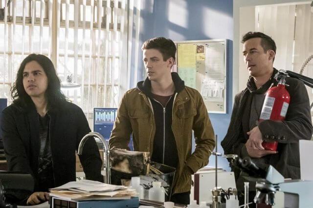 The Flash Season 3 Episode 20 Grant Gustin