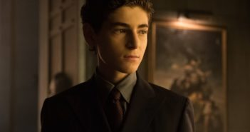 Gotham star David Mazouz