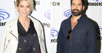 Imaginary Mary stars Jenna Elfman and Stephen Schneider