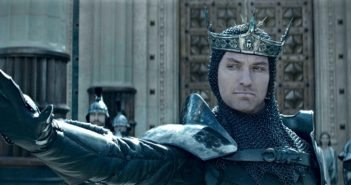 Jude Law in King Arthur Legend of the Sword