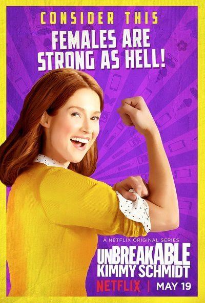 Unbreakable Kimmy Schmidt Poster 3
