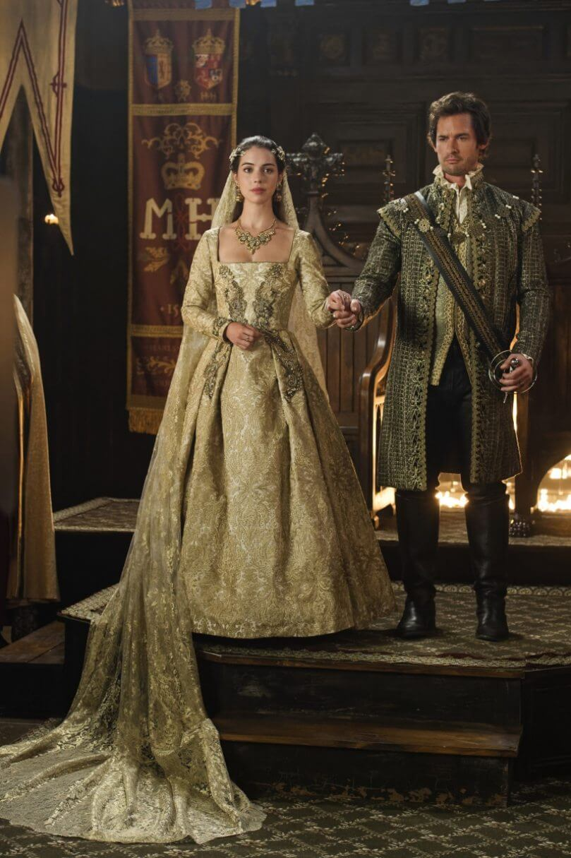Reign Season 4 Episode 9 Wedding Photo