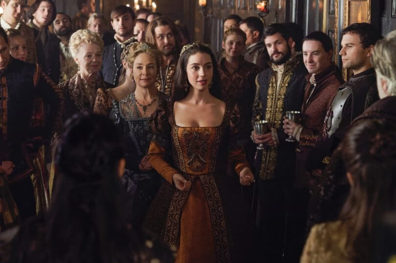 Reign Season 4 Episode 9 Queen Mary