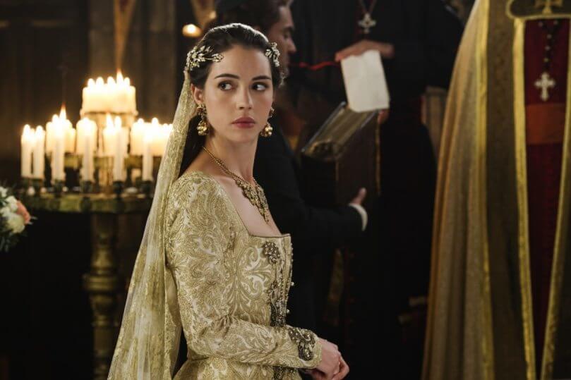 Reign Season 4 Episode 9 Adelaide Kane