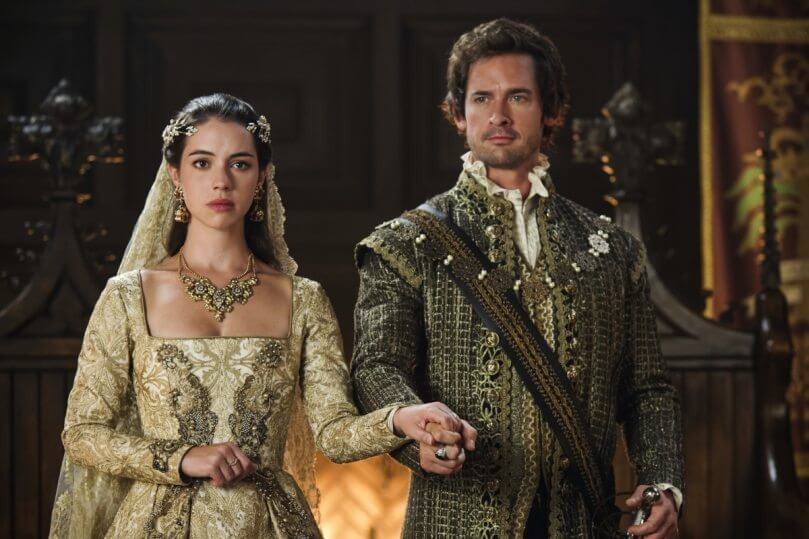 Reign Season 4 episode 9 Mary and Darnley Wedding