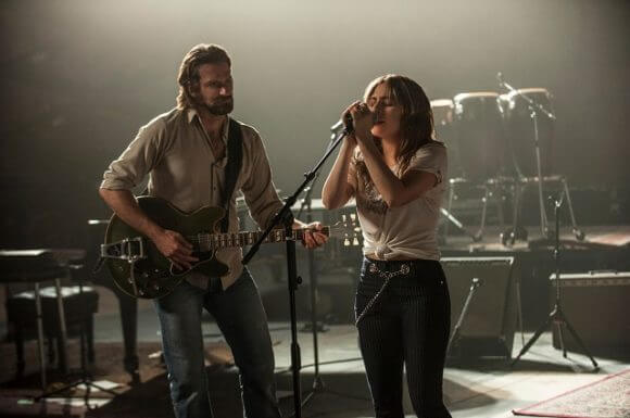 A Star is Born Bradley Cooper and Lady Gaga