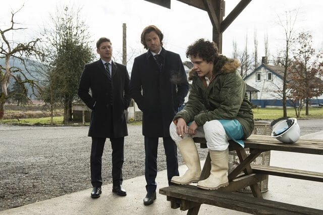 Supernatural Season 12 Episode 18