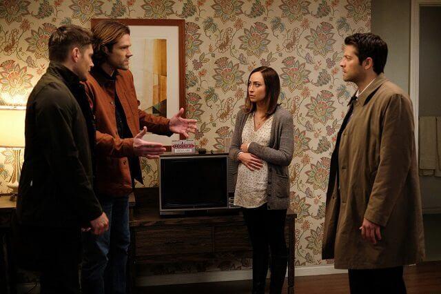 Supernatural Season 12 Episode 19