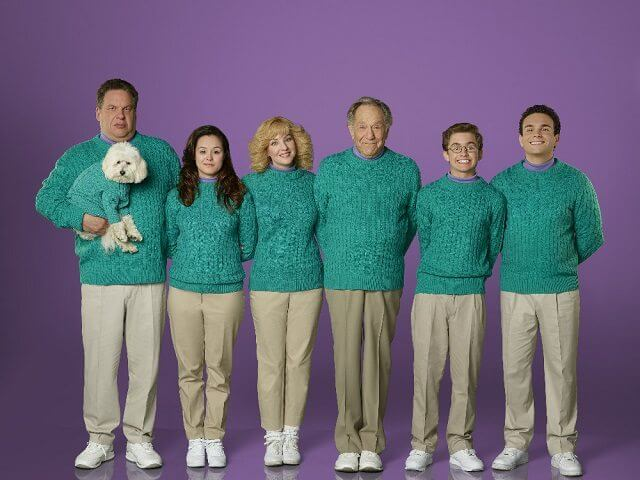 The Goldbergs Cast Photo