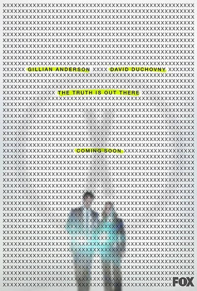 The X-Files Season 2 Poster