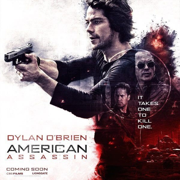 American Assassin Dylan O'Brien Poster