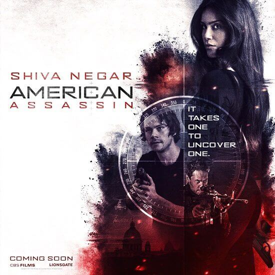 American Assassin Shiva Negar Poster