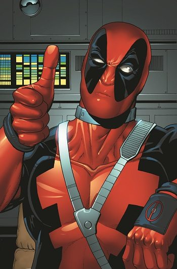 Deadpool Animated TV Series