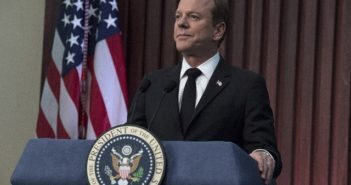 Designated Survivor star Kiefer Sutherland