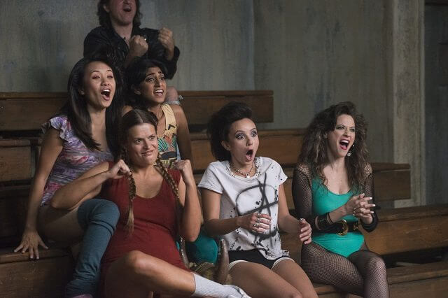 The First Spandex-Filled Trailer For Netflix's Wresting Comedy 'GLOW' Is Here