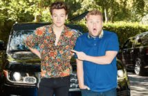 Harry Styles and James Corden Carpool Karaoke