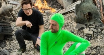 James Gunn and Sean Gunn Guardians of the Galaxy Vol 2