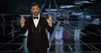 Jimmy Kimmel Hosts Oscars