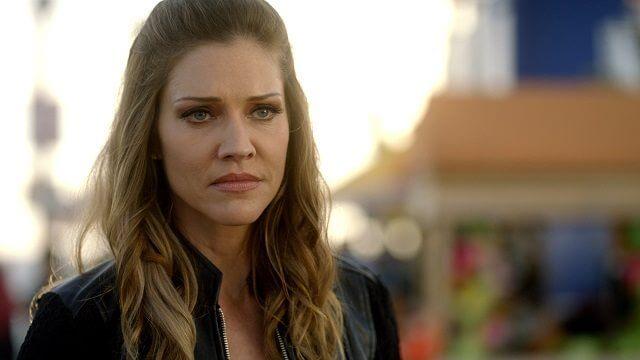 Lucifer season 2 episode 18 Tricia Helfer