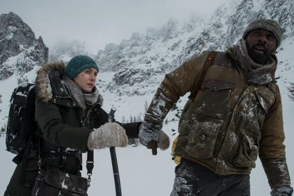 Fall Movie Preview: The Mountain Between Us Kate Winslet and Idris Elba