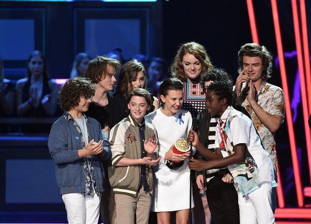 MTV Movie and TV Awards Stranger Things