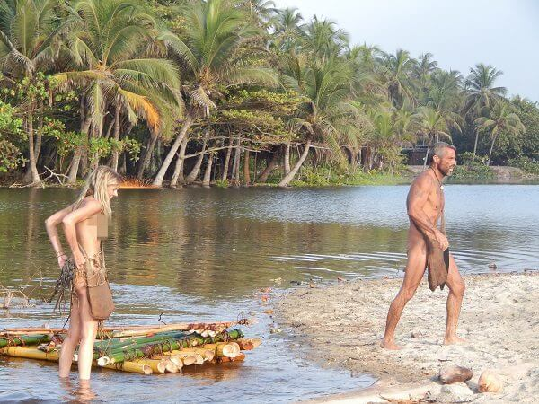 Discovery Channel Naked and Afraid