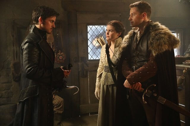 Once Upon a Time Musical Episode season 6 episode 20