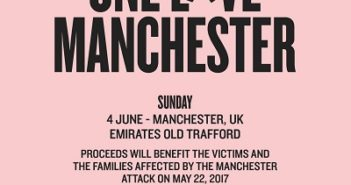 One Love Manchester with Ariana Grande