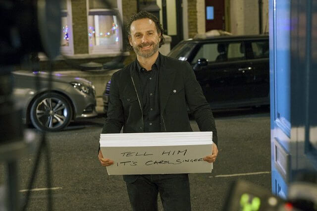 Red Nose Day Actually Andrew Lincoln