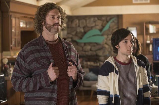 Silicon Valley Season 4 TJ Miller