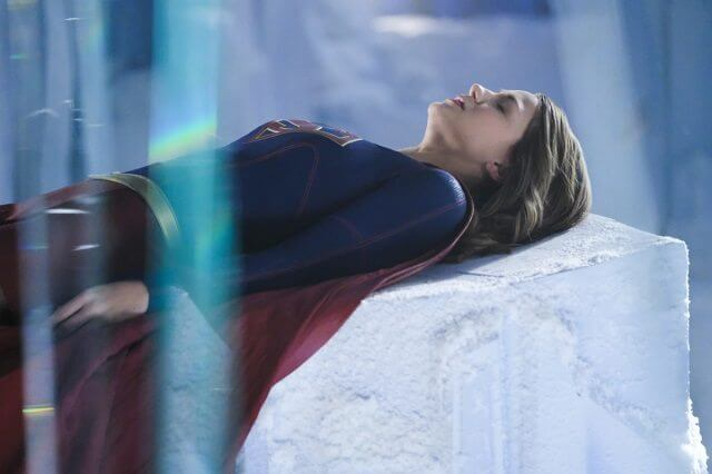 Supergirls Season 2 Episode 22